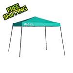Quik Shade Turquoise 11 x 11 ft. Slant Leg Canopy