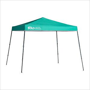 Turquoise 11 x 11 ft. Slant Leg Canopy