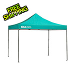 Quik Shade Turquoise 10 x 10 ft. Straight Leg Canopy