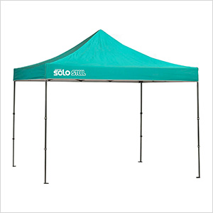 Turquoise 10 x 10 ft. Straight Leg Canopy
