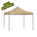 Quik Shade Khaki 10 x 10 ft. Straight Leg Canopy