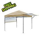 Quik Shade Khaki 10 x 17 ft. Straight Leg Canopy