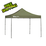 Quik Shade Olive 10 x 10 ft. Straight Leg Canopy