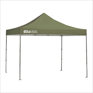 Olive 10 x 10 ft. Straight Leg Canopy