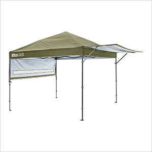 Olive 10 x 17 ft. Straight Leg Canopy