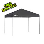 Quik Shade Charcoal 8 x 10 ft. Straight Leg Canopy