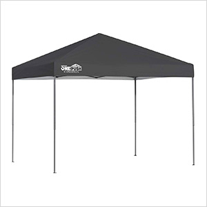 Charcoal 8 x 10 ft. Straight Leg Canopy