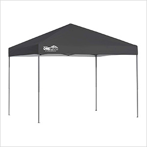 Charcoal 10 x 10 ft. Straight Leg Canopy