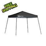 Quik Shade Black 10 x 10 ft. Slant Leg Canopy