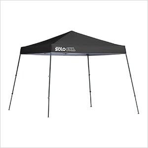 Black 10 x 10 ft. Slant Leg Canopy