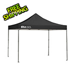 Quik Shade Black 10 x 10 ft. Straight Leg Canopy