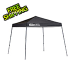 Quik Shade Black 9 x 9 ft. Slant Leg Canopy