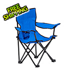 Quik Shade Royal Blue Kids Folding Chair