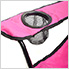 Pink Kids Folding Chair
