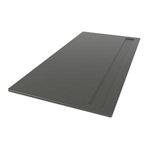 4-foot Recessed Channeled Worktop