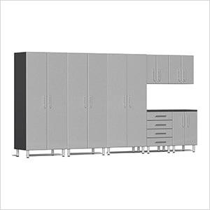 7-Piece Cabinet Kit in Stardust Silver Metallic