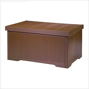 Espresso Brown 70 Gallon Deck Box