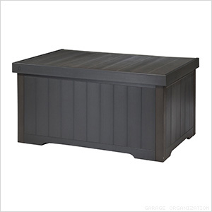 Slate Grey 70 Gallon Deck Box