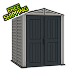 DuraMax YardMate 5' x 5' Plus Shed With Floor
