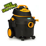 Shop-Vac 4 Gal. 5.5 Peak HP Wet/Dry Vacuum With SVX2 Motor Technology