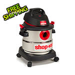 Shop-Vac 5 Gal. 4.5 Peak HP Stainless Steel Wet/Dry Vacuum