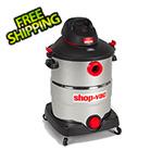 Shop-Vac 16 Gal. 6.5 Peak HP SVX2 Stainless Steel Wet/Dry Vac