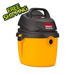 Shop-Vac 2.5 Gal. 2.5 Peak HP Contractor Portable Wet/Dry Vac