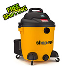 Shop-Vac 12 Gal. 5.5 Peak HP SVX2 Powered Contractor Wet/Dry Vac