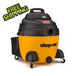 Shop-Vac 16 Gal. 6.5 Peak HP SVX2 Powered Contractor Wet/Dry Vac