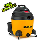 Shop-Vac 18 Gal. 6.5 Peak HP SVX2 Powered Contractor Wet/Dry Vac