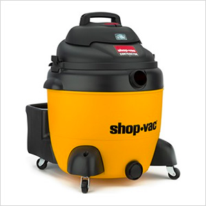 18 Gal. 6.5 Peak HP SVX2 Powered Contractor Wet/Dry Vac