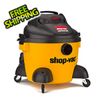 Shop-Vac 6 Gal. 3.0 Peak HP Contractor Wet/Dry Vac