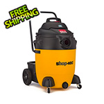 Shop-Vac 24 Gal. 6.5 Peak HP SVX2 Powered Contractor Heavy-Duty Wet/Dry Vac