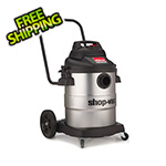Shop-Vac 10 Gal. 2.0 Peak HP Two Stage Stainless Steel Contractor Wet/Dry Vac
