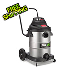 Shop-Vac 12 Gal. 2.0 Peak HP Two Stage Stainless Steel Contractor Wet/Dry Vac