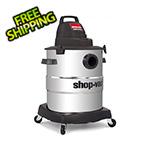 Shop-Vac 10 Gal. 4.5 Peak HP Industrial Stainless Steel Wet/Dry Vac