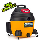 Shop-Vac 16 Gal. 6.0 Peak HP Industrial Pump Vac