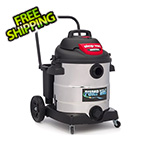 Shop-Vac 14 Gal. 6.0 Peak HP Stainless Steel Industrial Pump Vac