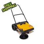 Shop-Vac 8 Gal. Industrial Push Sweep Shop-Sweep Series
