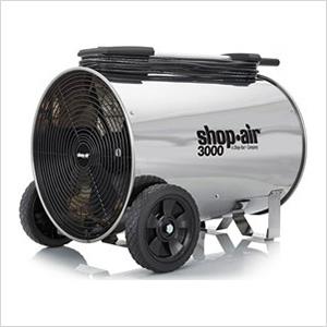 3000 Max. CFM Air Circulator