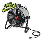 Shop-Vac Shop-Air 14 inch Direct Drive Stainless Steel Floor Fan
