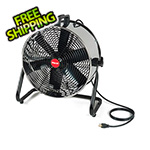 Shop-Vac Shop-Air 16 inch Direct Drive Stainless Steel Floor Fan