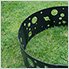 36 in. Round Space Decorative Fire Ring
