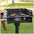 23 in. Park Style Grill