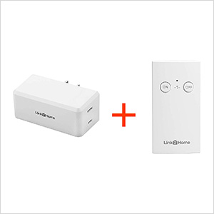 Indoor Wireless Remote Control 1 Polarized Receiver with 1 Transmitter