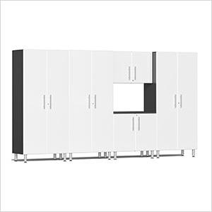 5-Piece Cabinet Kit in Starfire White Metallic