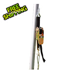 "ShelterLogic 4 Pcs 30"" EasyHook Ratchet Anchor"