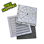 ShelterLogic AutoVent Automatic Shelter Vent Kit