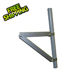 ShelterLogic Shelter Shelf Brackets with Metal Support Arms