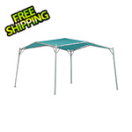 ShelterLogic Monterey 12x12 Polyester Canopy (Teal Cover)